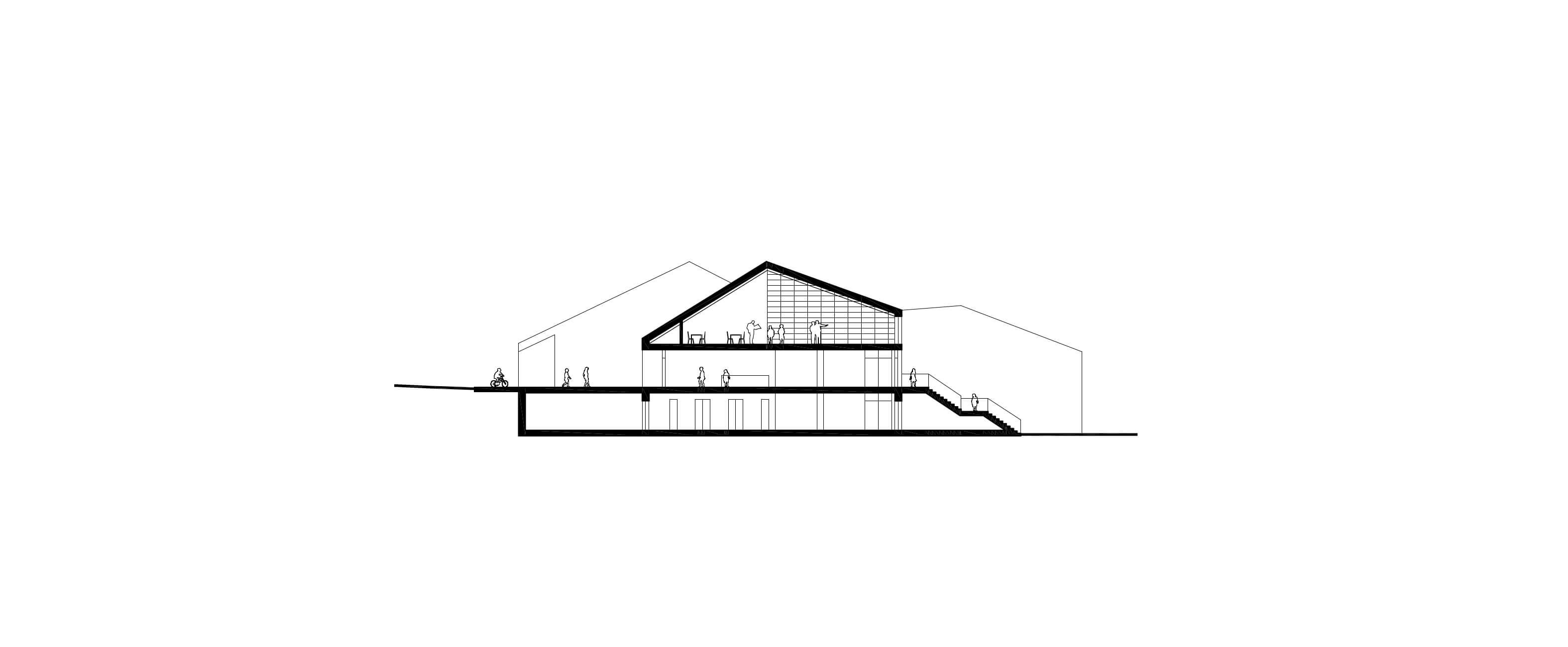 GAISS-arhitekti-Mezaparka-sakumskola-section-A