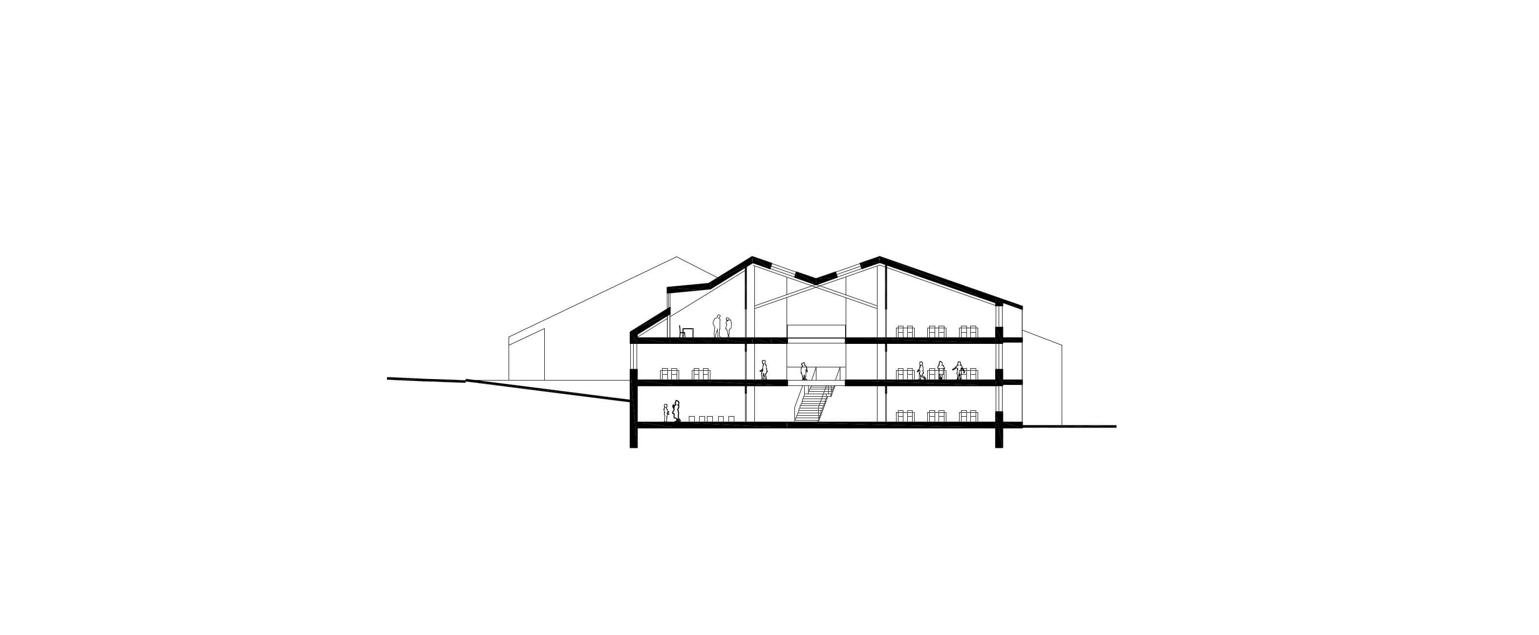 GAISS-arhitekti-Mezaparka-sakumskola-section-B
